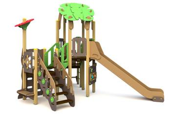 ИКС-БИО-1.1 Детский игровой комплекс