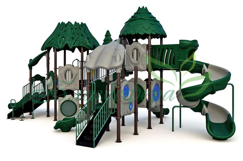 Детский игровой комплекс WPII-10001