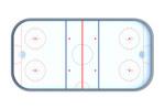 Хоккейная коробка 30х60 HOCK-1.1