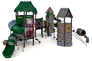 Детский игровой комплекс RN-01601