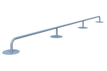 Rail Type A Элемент для скейт площадки Rail Type A