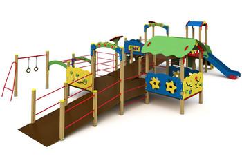 МГН-1.2 Детский игровой комплекс