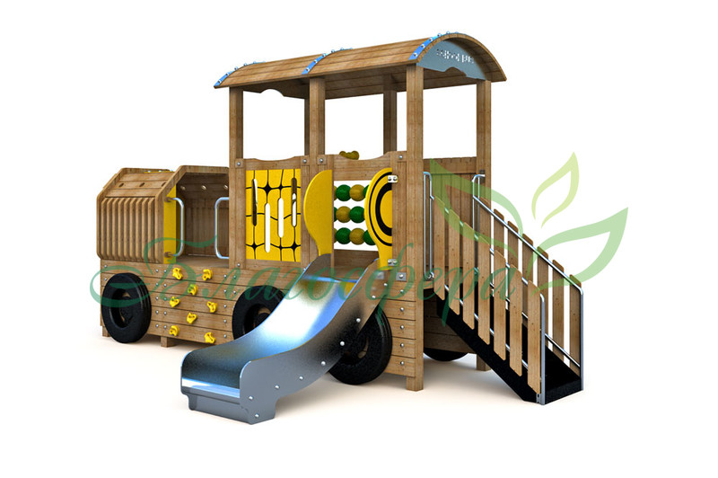 Детский игровой комплекс NLII-13801