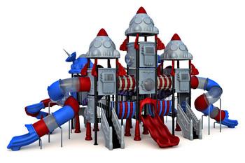 Детский игровой комплекс SPI-08201
