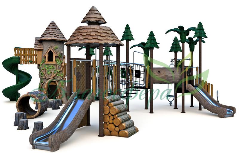 Детский игровой комплекс RN-02201