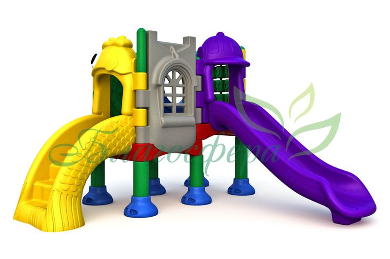 Детский игровой комплекс KID-17202