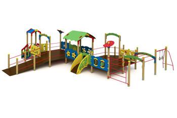 МГН-1.4 Детский игровой комплекс