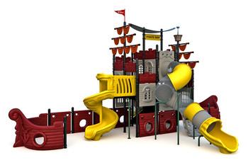 Детский игровой комплекс CS-12301