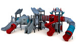 Детский игровой комплекс SPIII-06401