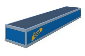 Trick Box Элемент для скейт площадки Trick Box