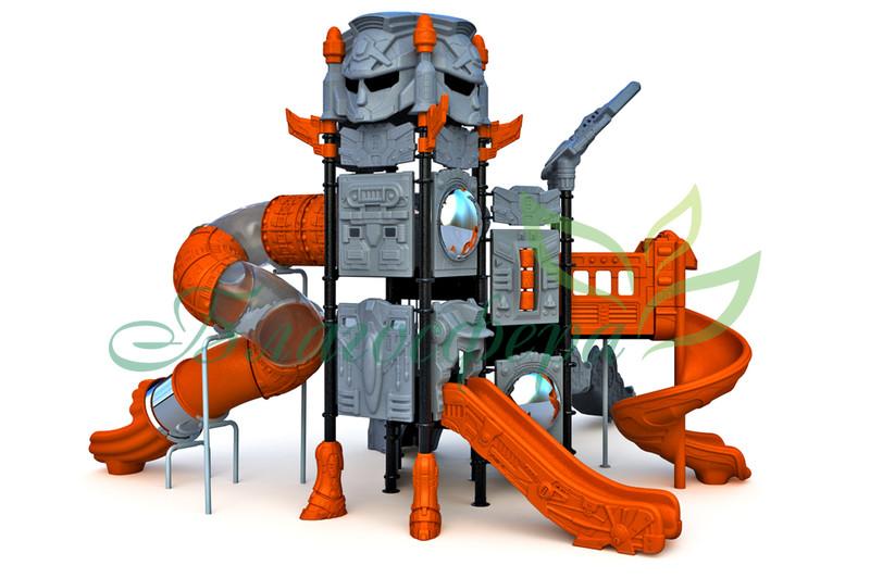 Детский игровой комплекс SPII-07701