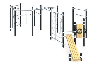 Спортивный комплекс W-03-016