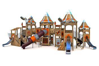 Детский игровой комплекс NLII-13401