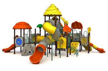 Детский игровой комплекс WPII-10401
