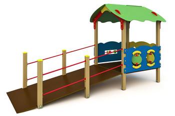 СПЕЦ-МФ-1.1 Детский игровой комплекс