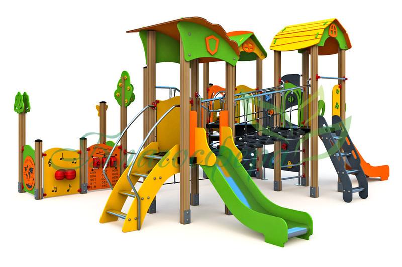 Детский игровой комплекс PE-18101