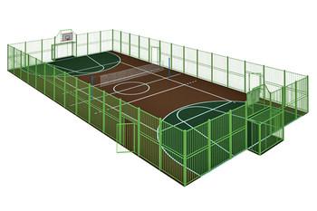 УСП-1.1 Универсальная спортивная площадка