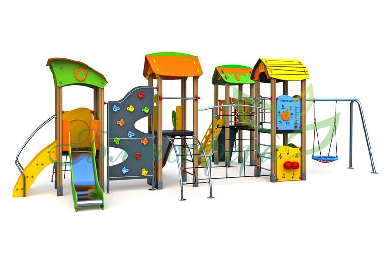 Детский игровой комплекс PE-18401