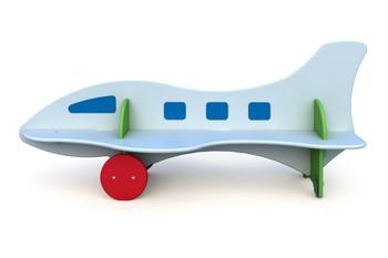 СД-1.16 Детская скамейка Самолет