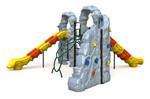 Скалодром Стена с двумя спусками RC-20301