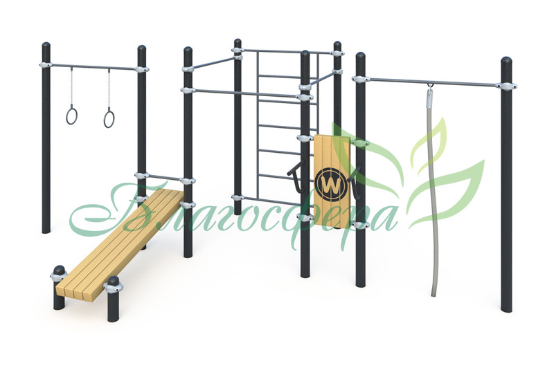 Спортивный комплекс W-01-010
