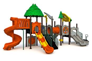 Детский игровой комплекс WPII-10201