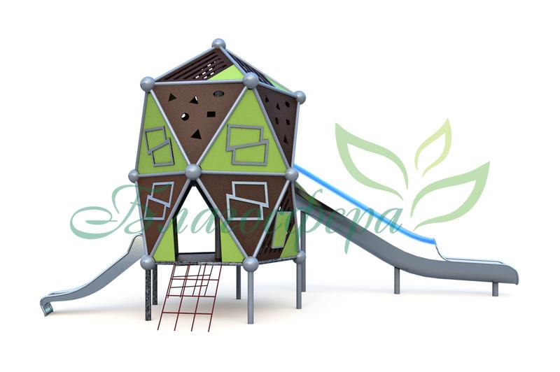 Детский игровой комплекс NDPP-608