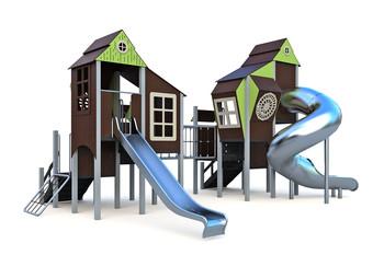 Детский игровой комплекс NDPP-610