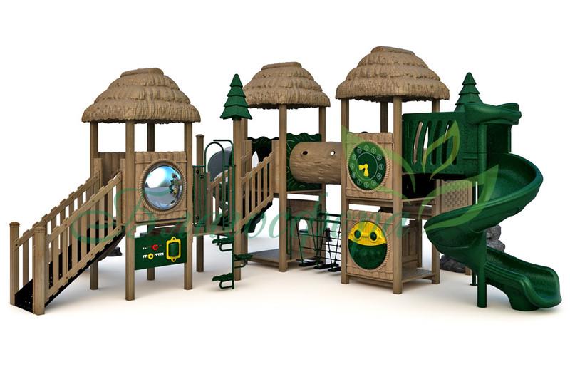 Детский игровой комплекс NL-04802
