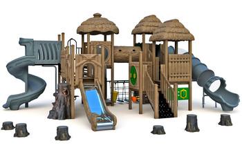 Детский игровой комплекс NL-04801