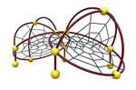 Фигура для лазания UFO-051