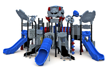 Детский игровой комплекс SPII-07801