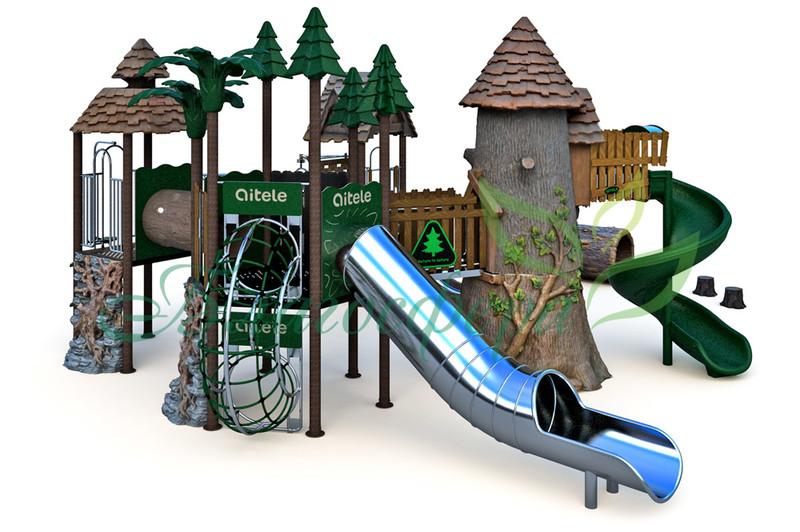 Детский игровой комплекс RN-02901