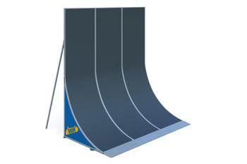 Wall Ramp-3 Элемент для скейт площадки Wall Ramp