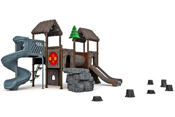 Детский игровой комплекс NL-04002