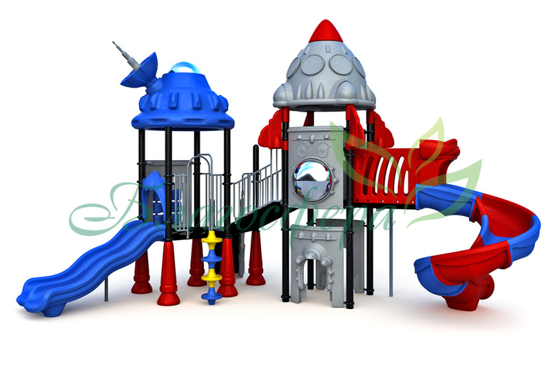 Детский игровой комплекс SPI-09202