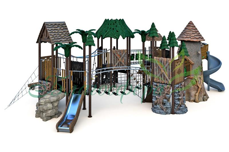 Детский игровой комплекс RN-02801