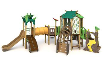 ИКС-БИО-1.5 Детский игровой комплекс