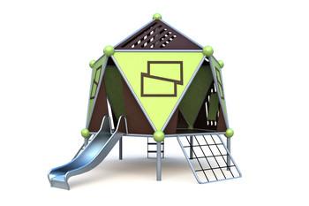 Детский игровой комплекс NDPP-605
