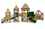 Детский игровой комплекс NLII-13701
