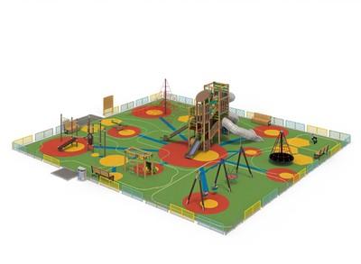 Детская площадка «Наука»