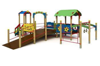 МГН-1.5 Детский игровой комплекс