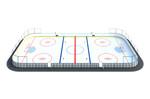 Хоккейная коробка 15х30 HOCK-1.4