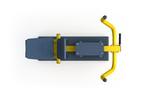 Тренажёр Тяга к груди с изменяемой нагрузкой ТР-1.64.1