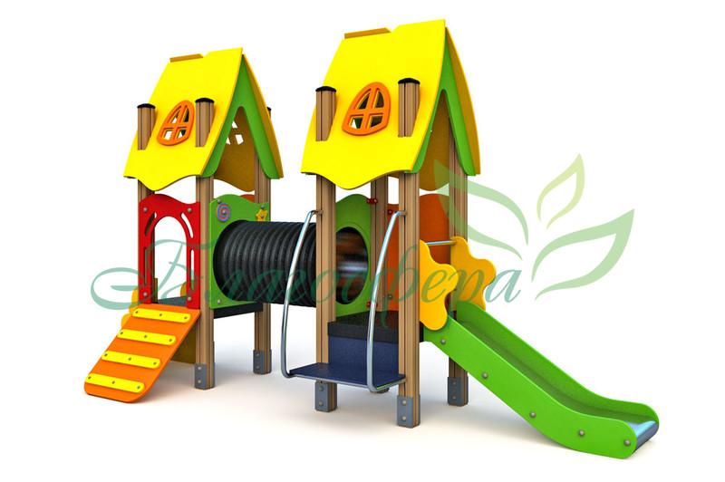 Детский игровой комплекс PE-18301