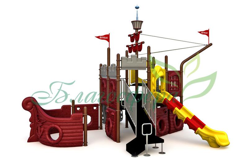 Детский игровой комплекс CS-12201