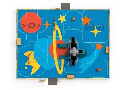 Детская площадка «Космос»