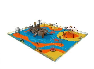 Детская площадка «Корсар»