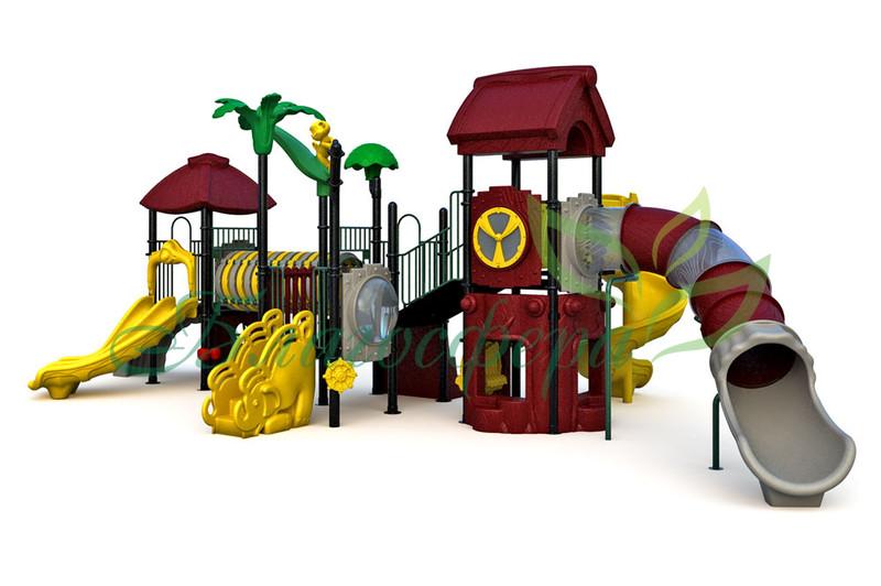 Детский игровой комплекс TH-11401