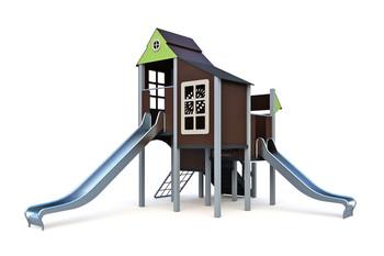 Детский игровой комплекс NDPP-609